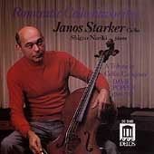 Popper: Romantic Cello Favorites / Starker, Neriki
