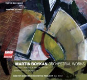 Martin Boykan: Symphony / Gil Rose - Boston Modern Orchestra Project