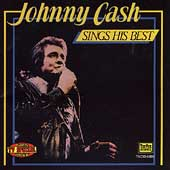 Johnny Cash: Johnny Cash Sings His Best [Single Disc]