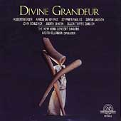 Divine Grandeur / Judith Clurman, New York Concert Singers