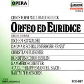Gluck: Orfeo and Euridice / Haenchen, Kowalski