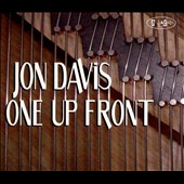 Jon Davis: On Up Front [Digipak]