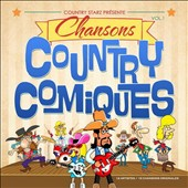Various Artists: Chansons Country Comiques