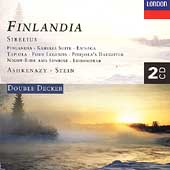 Sibelius: Finlandia, etc / Ashkenazy, Stein, et al