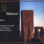 Verdi: Nabucco / Gavazzeni, Guelfi, Suliotis, Ghiaurov