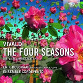 Vivaldi: The Four Seasons / Erik Bosgraaf, recorder