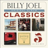 Billy Joel: Original Album Classics, Vol. 2 [Box]
