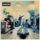 Oasis: Definitely Maybe [Remastered] [Deluxe Edition] [With Book] [Box]