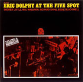 Eric Dolphy/Eric Dolphy Quintet: At the Five Spot, Vol. 2