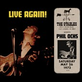 Phil Ochs: Live In Lansing 1973 [7/22] *