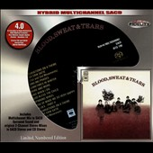 Blood, Sweat & Tears: Blood, Sweat & Tears [SACD]