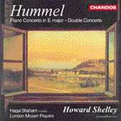 Hummel: Piano Concerto in E, etc / Shelley, London Mozart