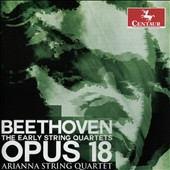 Beethoven: The Early String Quartets, Opus 18 / Arianna String Quartet