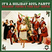 Sharon Jones (Dap-Kings)/Sharon Jones & the Dap-Kings (Dap-Kings): It's a Holiday Soul Party [Digipak] *