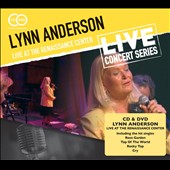 Lynn Anderson: Live at the Renaissance Center [Digipak]
