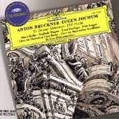 Bruckner: Te Deum, Motets, Psalm 150 / Jochum, Berlin PO