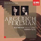 Music from Saratoga - Beethoven, Franck / Argerich, Perlman