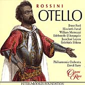 Rossini: Otello / Parry, Ford, Futral, et al