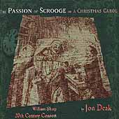 Deak: The Passion of Scrooge / Sharp, 20th Century Consort