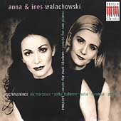 Mozart, Rachmaninov / Anna & Ines Walachowski