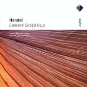 Handel: Concerti Grossi Op 3 / Gardiner, English Baroque