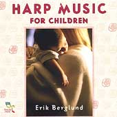 Erik Berglund: Harp Music for Children