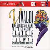 Basic 100 Vol 5 - Vivaldi: The Four Seasons, Flute Concerto