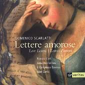 Scarlatti: Lettere Amorose / Ciofi, Bonitatibus, et al