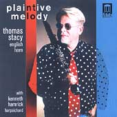 Plaintive Melody / Thomas Stacy, Kenneth Hamrick