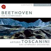 Complete Collections - Beethoven: 9 Symphonies / Toscanini