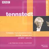 Smetana, Dvorak, Janacek / Tennstedt, London PO