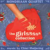 Meijerling: The Girlsssss Collection / Mondriaan Quartet