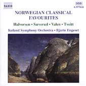 Norwegian Classical Favorites Vol 2 / Engeset, Iceland SO