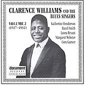 Clarence Williams: Complete Recorded Works, Vol. 2 (1927-1932)