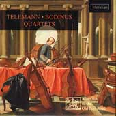 Telemann, Bodinus: Quartets / Musicians of Old Post Road