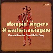 Various Artists: Stompin' Singers & Western Swingers: More from the Golden Age of Western Swing