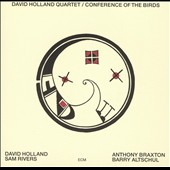 Dave Holland Quartet (Bass): Conference of the Birds