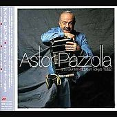Astor Piazzolla: Live in Tokyo 1982