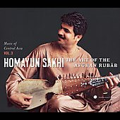 Homayun Sakhi: Music of Central Asia, Vol. 3: The Art of the Afghan Rubab [Digipak]