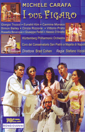 Carafa: I Due Figaro / Trucco, Bailey, Württemberg Philharmonic, Cohen [DVD]