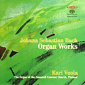 Bach: Works for Organ / Kari Vuola