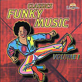 Various Artists: Classic Funky Music, Vol. 1
