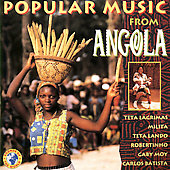Various Artists: Populair Music from Angola