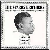 The Sparks Brothers: Complete Recorded Works