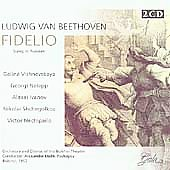Beethoven: Fidelio;  Massenet / Melik-Pashayev, et al
