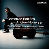 Honneger: Cello Concerto, Chamber Music / Polt&#233;ra, Tetzlaff