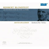Bruckner: Symphony no 7 / Blomstedt, et al / Herbert Blomstedt