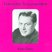 Lebendige Vergangenheit - Kim Borg