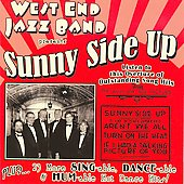 West End Jazz Band: Sunny Side Up *