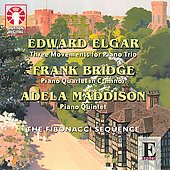 Epoch - Bridge: Piano Quartet;  Maddison: Piano Quintet;  Elgar / Fibonacci Sequence